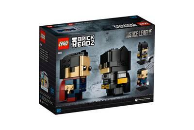 Brickheadz Batman Lego Superman 41610 Vs QEdoexWCrB