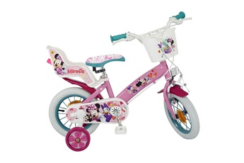 Vélos enfant Guizmax Velo enfant 12 pouces minnie disney 3/5 ans
