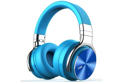 Cowin Cowin e7 pro casque audio à réduction de bruit bleu(édition limitée)