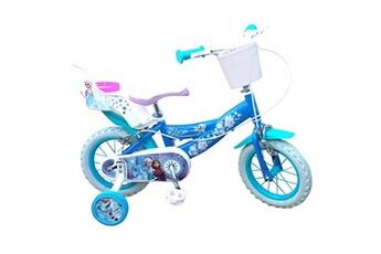 Vélos enfant Guizmax V?lo enfant 12 pouces la reine des neiges licence officielle disney frozen