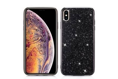 coque iphone xs brillante