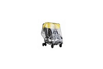 Accessoire poussette MOUNTAIN BUGGY Nano duo protection pluie storm cover