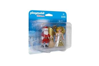 Playmobil PLAYMOBIL 9498 playmobil duo p?re no?l et ange 0819