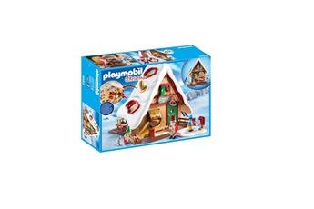 Playmobil PLAYMOBIL 9493 playmobil atelier de biscuit du p?re no?l avec moules 0819