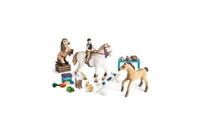 Calendrier De Lavent Schleich Chevaux 2019.97780 Calendrier De L Avent Horse Club 2018