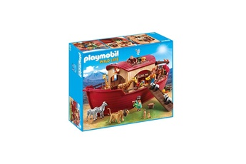 Playmobil PLAYMOBIL 9373 playmobil arche de no? Avec animaux 1218