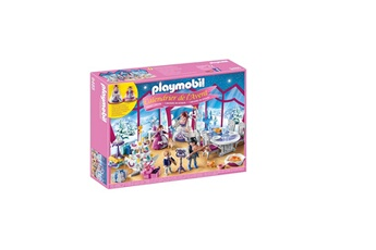 Playmobil PLAYMOBIL 9485 playmobil calendrier de l'avent bal de no?l salon de cristal 0819