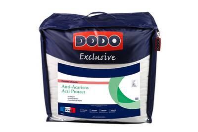 couette dodo couette acti protect chaude 200x200 cm darty. Black Bedroom Furniture Sets. Home Design Ideas