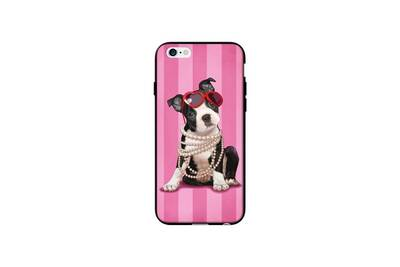 coques iphone 6 chien