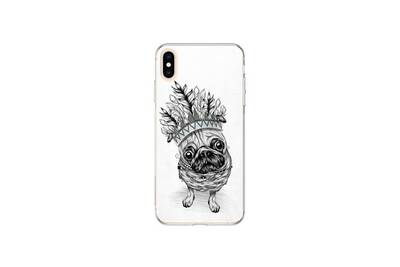 coque iphone xs couronne