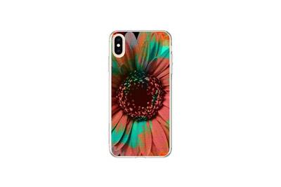 coques iphone xs max flowers