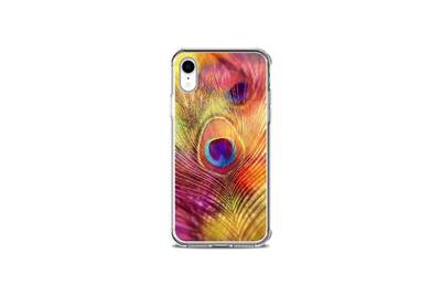 coque iphone xr multicolor