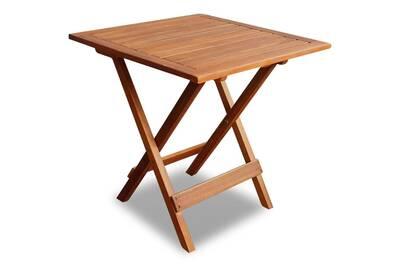 Meubles de jardin reference bogota table basse d\'extérieur bois d\'acacia