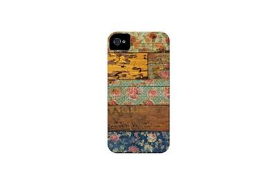 coque iphone 4 en bois