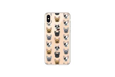 coque iphone xs max bouledogue