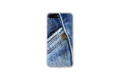 coque iphone 7 plus jean