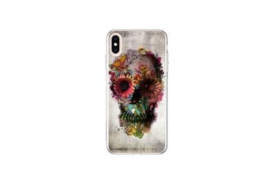coque iphone xs flower