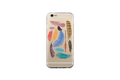 iphone 6 coque plume