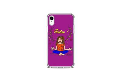 coque iphone xr fille