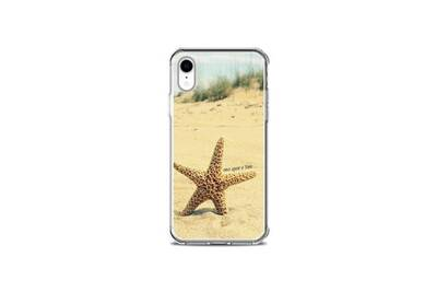 coque iphone xr mer