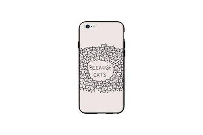 chat coque iphone 6