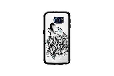 coque samsung galaxy s6 edge loup