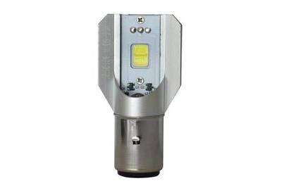Haute Ampoule Phare 1200lm Basse ~ Led Faisceau Ba20d 6000k Ampoules Moto Voiture 12w 80v Pour De 6v Dc SMpqzVU