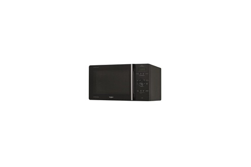 Micro-ondes posable avec grill  chef plus  noir  25 l  cavité peinte mcp345