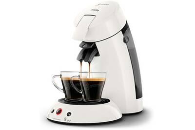 655411 Senseo Dosette Machine BlancHd 2 Café Cafetiere À Tasses 0 7l lK1cJ3TuF5
