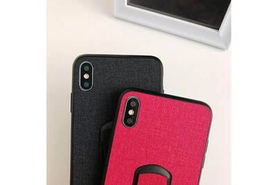 coque iphone xr avec support