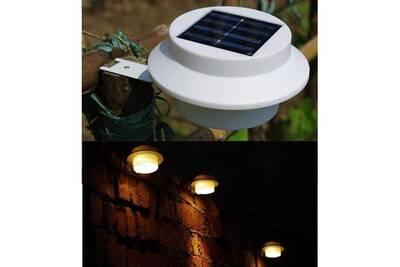 Projecteur extérieur et détecteur de mouvement Prixwhaou Lampe ...