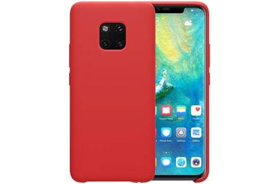 huawei mate 20 pro coque rouge