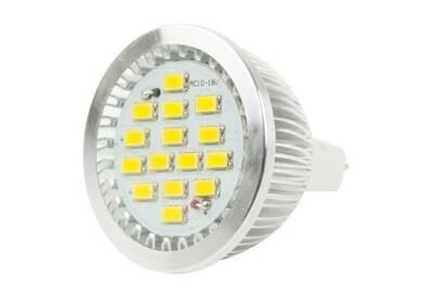 Smd Ac Ampoule ChaudLumière12v Lampe Pour Mr16 Spotlight 6w De 5630 Blanc Plante Lampe15 Croissance Led kXw0Pn8O