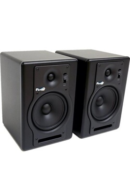 Fluid audio f5 moniteur de studio actif (la paire)