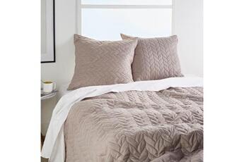 Housse de couette Parure de lit Dessus de lit   2 taies