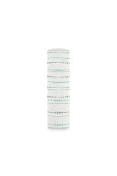 Coffret naissance Aden And Anais Lange à l'unité silky soft - azure beads