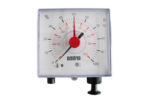 Accessoires chauffage central Jauge pneumatique de niveau de fuel - jauge pneumatique de niveau de fuel Oventrop