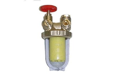Accessoires chauffage central Oventrop Filtre à recyclage - filtre à recyclage mf
