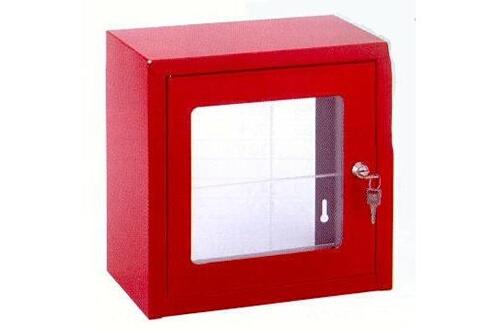 Accessoires chauffage central Boitier sous verre dormant - dimensions : 300 x 300 x 200 THERMADOR