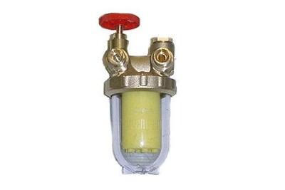 Accessoires chauffage central Oventrop Filtre fuel double - filtre fioul double mf