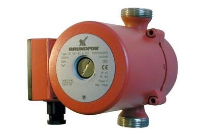 Accessoires chauffage central Grundfos Circulateur domestique up n - filetage : 33x42 type : 20-30n entraxe : 150