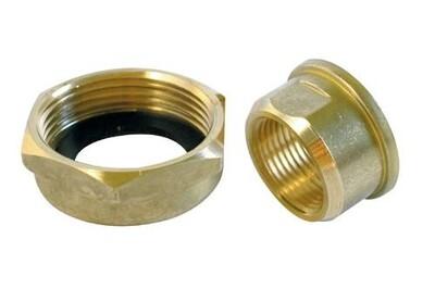 Accessoires chauffage central Grundfos Raccord union bronze - ecrou : 33x42 départ : 20x27