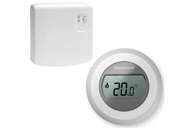 Accessoires chauffage central Honeywell Thermostat d'ambiance sans fil radio commandé - pack thermostat sans fil