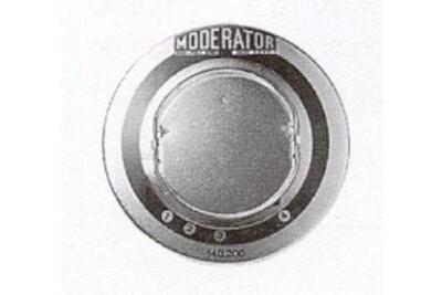 Accessoires chauffage central THERMADOR Stabilisateur de tirage pour conduit de cheminée - diam 200 à 280 modèle en acier