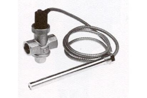 Accessoires chauffage central Soupape de sureté thermique - pour chaudières non équipées d'un ballon d'ecs ou d'un serpentin THERMADOR