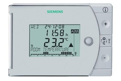 Accessoires chauffage central Siemens Régulateur journalier rev - rev13-xa regulateur d'ambiance journalier alimentation à piles
