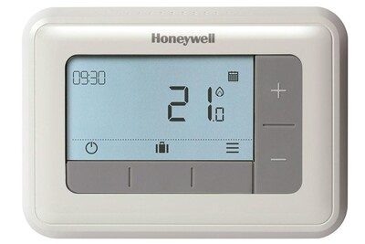 Accessoires chauffage central Honeywell Thermostat d'ambiance t4 journalier - thermostat d'ambiance t4 journalier