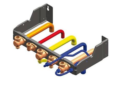 Accessoires chauffage central Dosseret standard dos ga5 / ga6 - dos ga6 acleis/megalis sur elm Elm Leblanc
