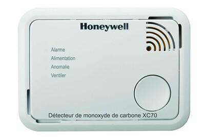 Accessoires chauffage central Honeywell Détecteur de monoxyde de carbone - xc70-fr