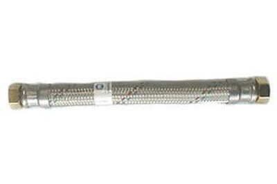 Petite plomberie Sanitaire-distribution Flexible chauffage fil-nox femelle-femelle - ff ø 20x27 - lg : 300 mm